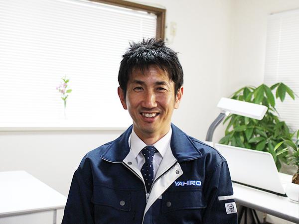 株式会社ヤヒロ商会代表取締役